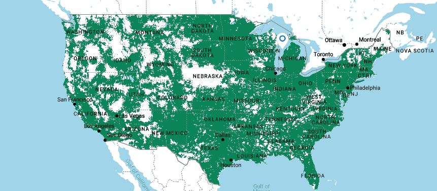 Mint mobile coverage