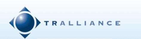 Tralliance logo