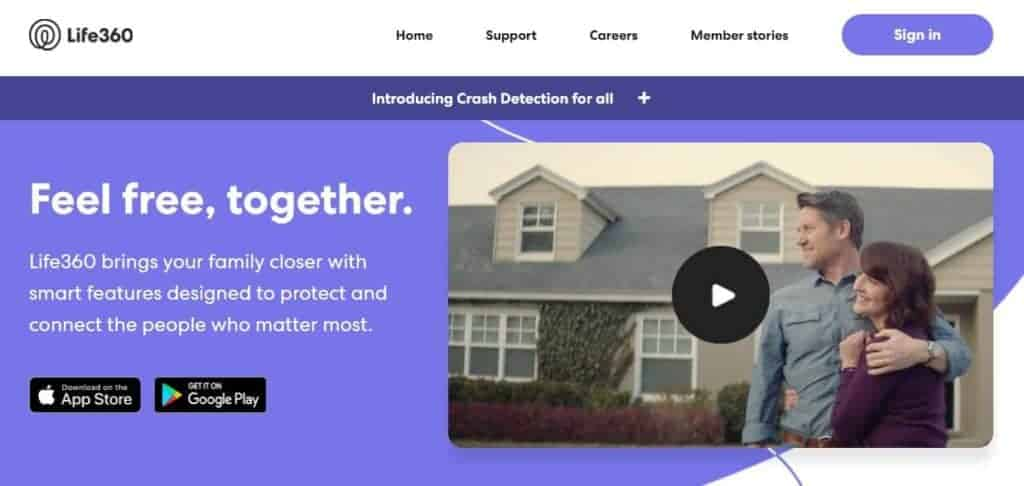 Life360 app for children with autism.