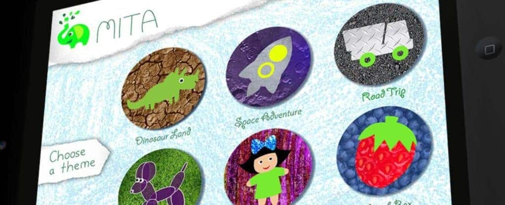 MITA apps for children with autism.